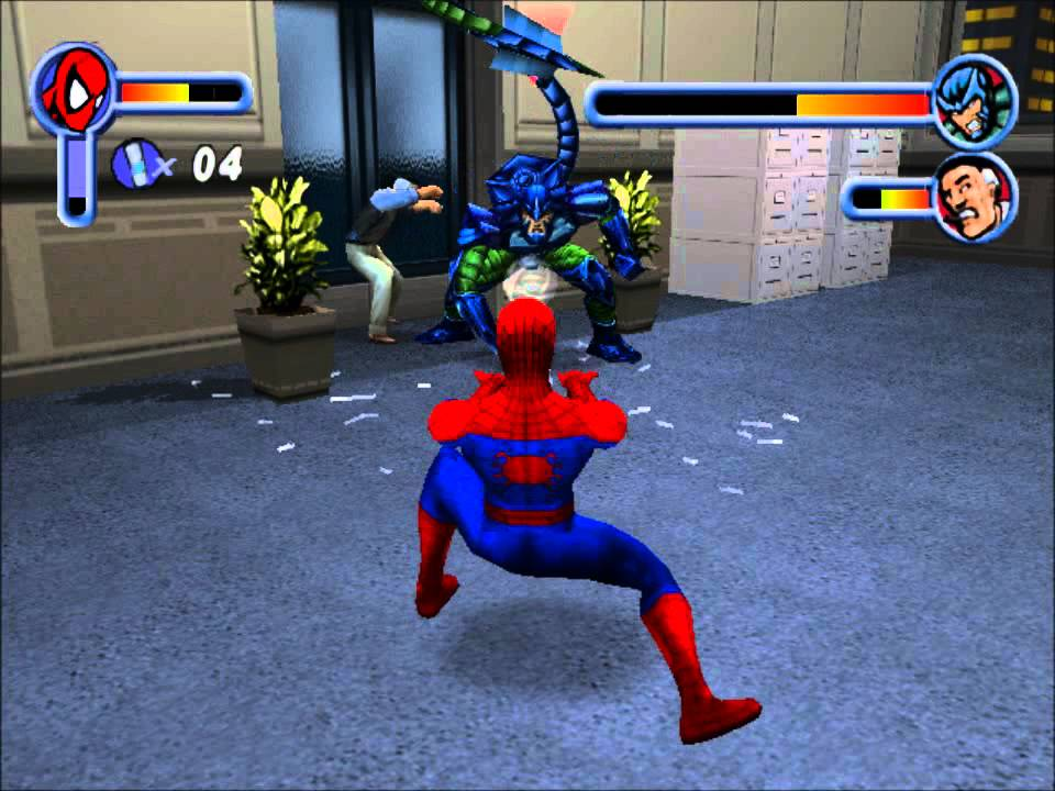 Spiderman 1 Juego Youtube