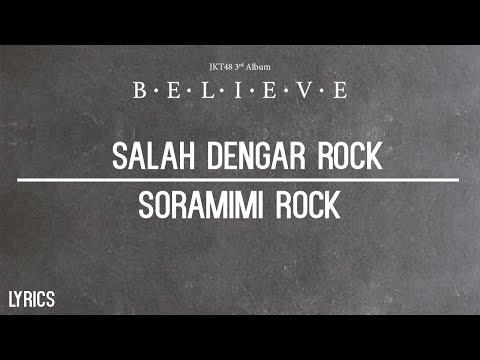 Unduh lagu Lirik Salah Dengar Rock (Soramimi Rock) - JKT48 Mp3 terbaru 2020
