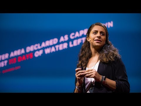 3 thoughtful ways to conserve water | Lana Mazahreh