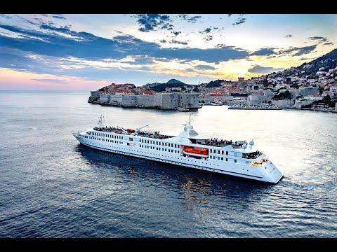 La Croatie et le Monténégro : croisière sur l'Adriatique