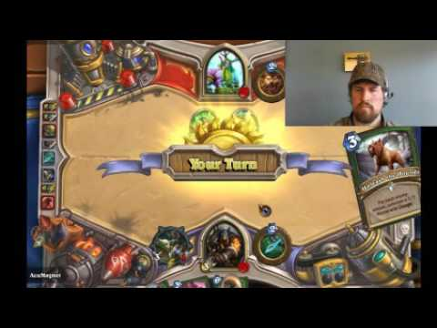 Hearthstone General Play activity;