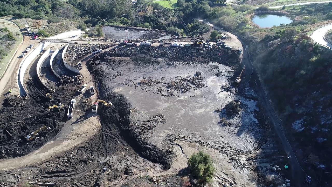 Santa Monica Debris Basin Youtube