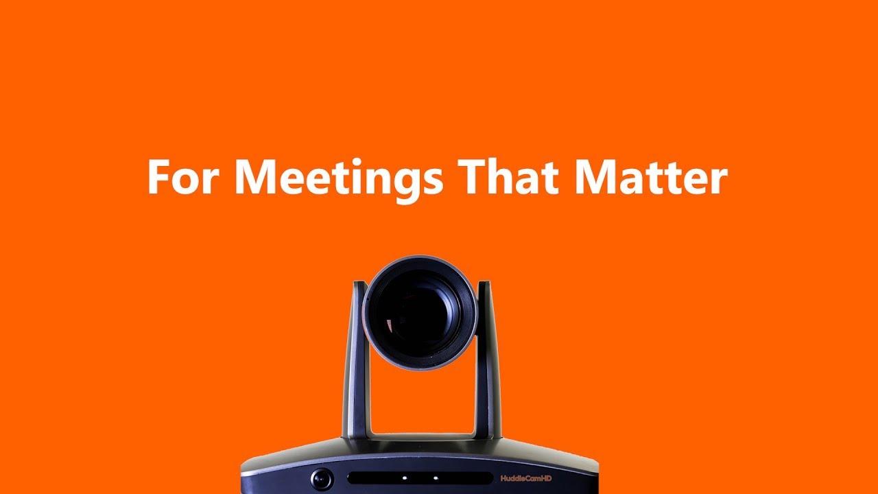 HuddleCamHD USB Conference Cameras
