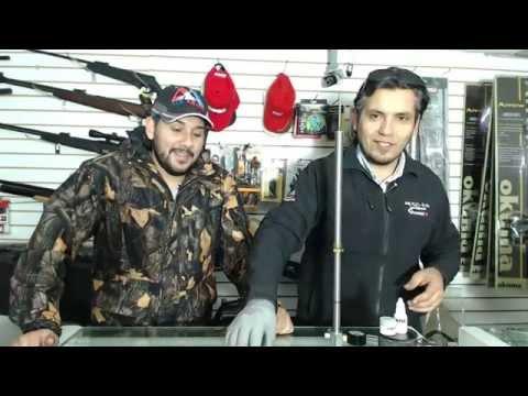 Review Bomba manual o Inflador Snow Peak Airguns SPA y Shark DM Field Target TV