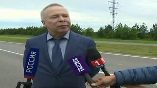 Жуткие кадры с места смертельного ДТП в Татарстане