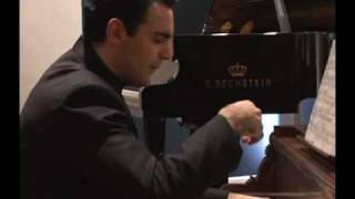 Liszt Consolation no. 3 performed on Liszt