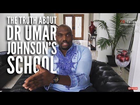 What happened to dr umar johnson school for black boys