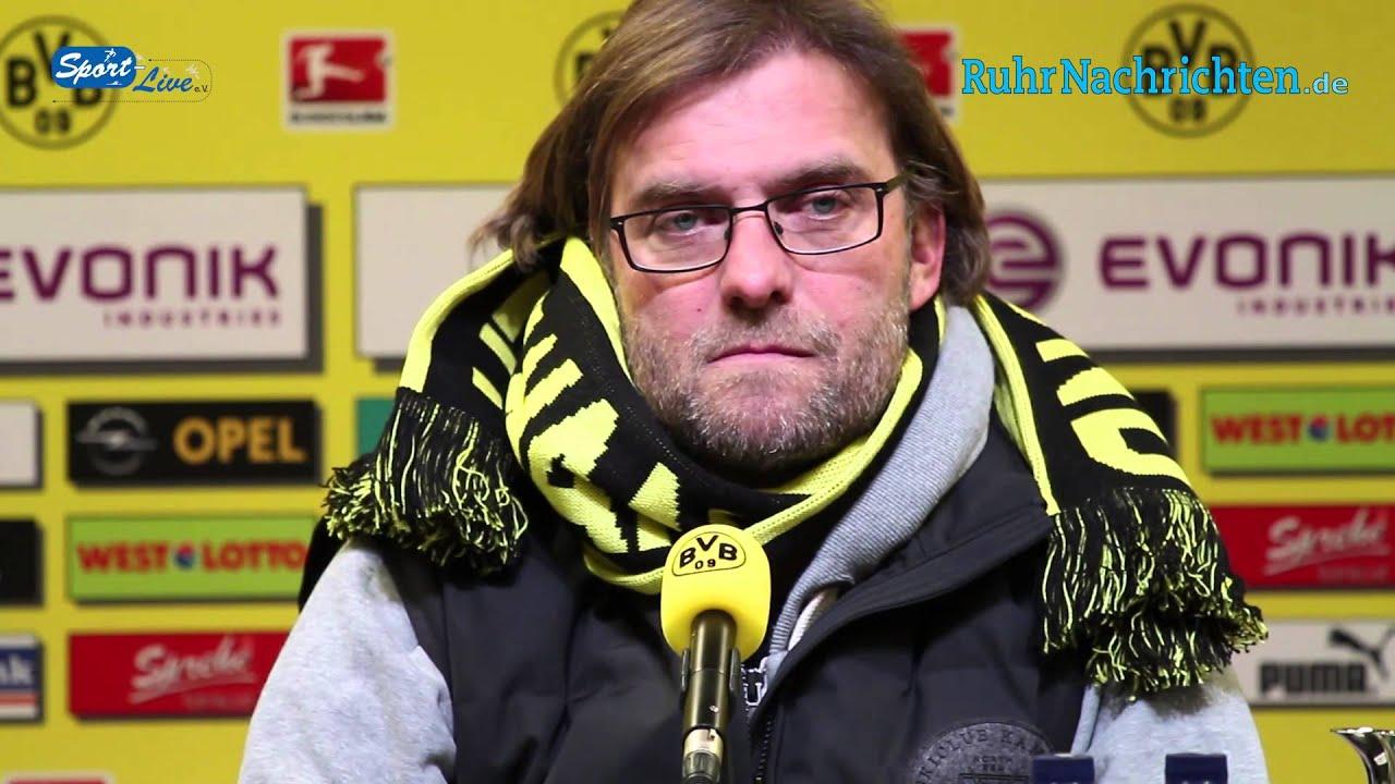 BVB Pressekonferenz vom 23. Januar 2013 vor dem Spiel Borussia Dortmund gegen den 1. FC Nürnberg