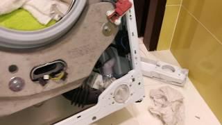 видео Косточка от лифчика попала в стиральную машину