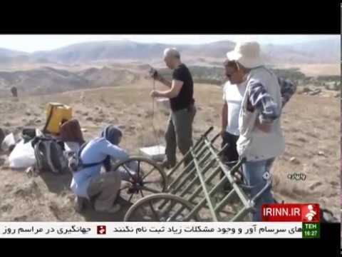 Iran Chaypareh county, Archaeology in Ancient ruins باستانشناسي در شهرستان چايپاره ايران