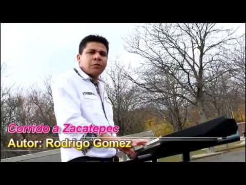 Corrido a zacatepec Autor Rodrigo Gomez