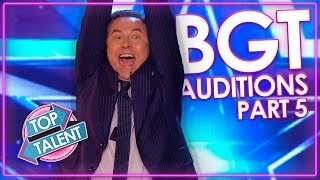 Britain's Got Talent 2019 | Part 5 | Auditions | Top Talent