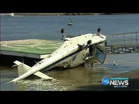 Quirk Council plan for another chopper pad on the Brisbane River
