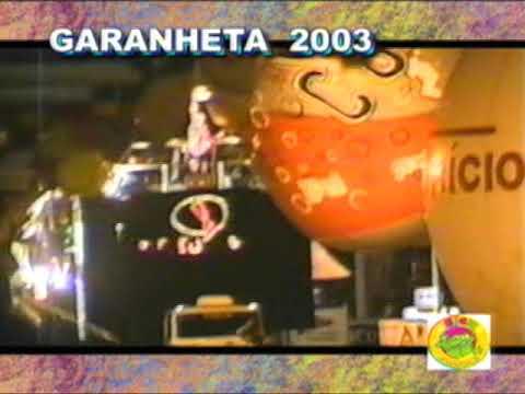 Garanheta 2003 - Quinta-Feira Bloco O Bicho com Babado Novo (com Cláudia Leitte)