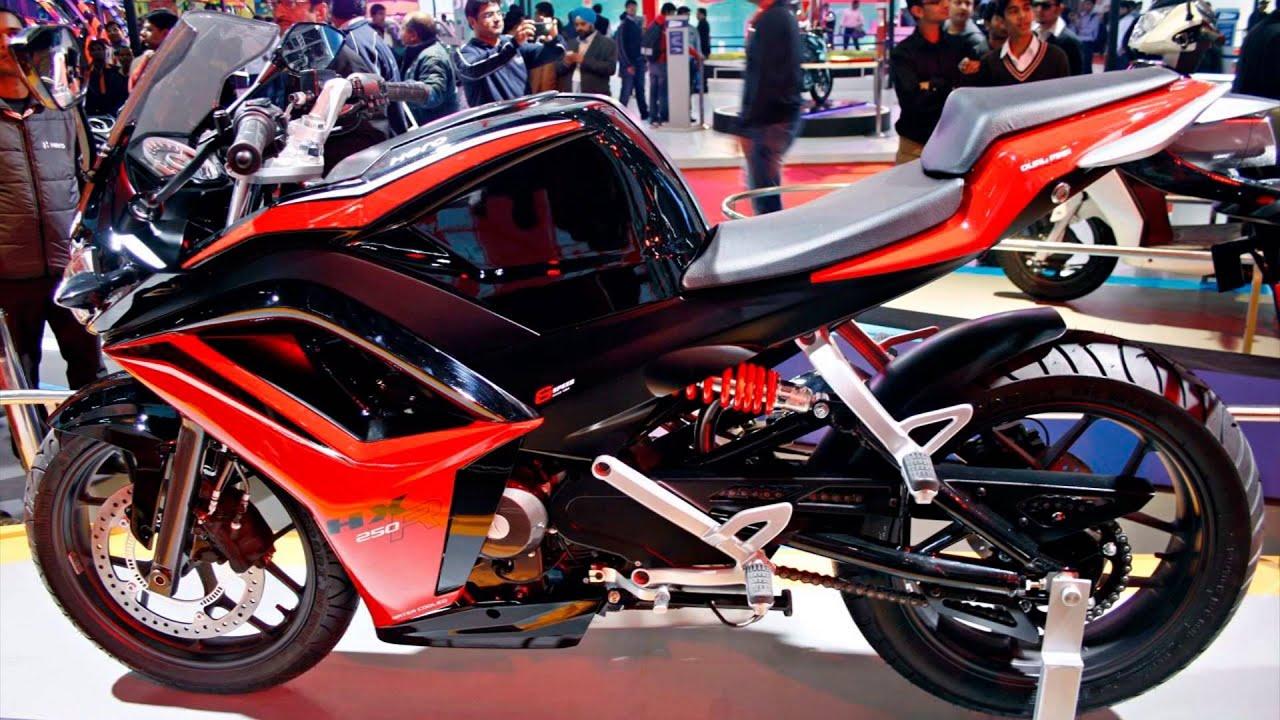 Hero Hx250r Hero Motocorp S New 250cc Bike Youtube