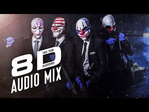 Best 8D Audio DJ Mix | TRAP DUBSTEP 8D TUNE | 8D Audio Megamix