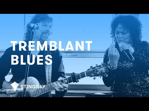 Steve Strongman, Paul Deslauriers, Dawn Tyler Watson - Walking Blues (Live Session)