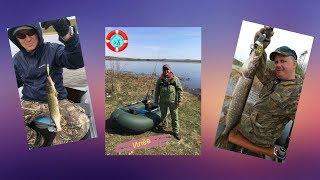 Рыбалка на спиннинг в запрет (н.п. ИЛЁВ)
