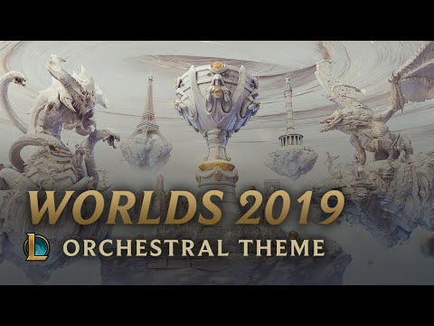 World Championship 2019  Orchestral Theme - League of Legends