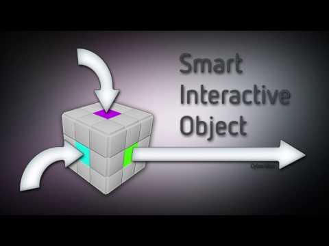 UE4 - Smart Interactive Object - Alpha showroom