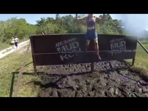 5K Mud Run AIDS Orphans, Teen Missions Intenational, FL 2016