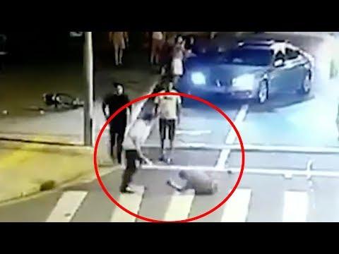 Authorities rule self defense in eastern China road rage killing Mp3