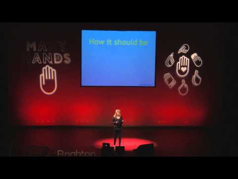 A new kind of supermarket | Ruth Anslow | TEDxBrighton
