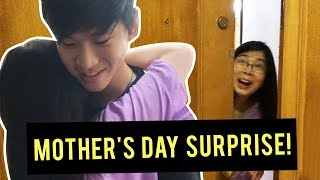 Video MOTHER'S DAY SURPRISE FOR MY MOTHER IN HONG KONG download MP3, 3GP, MP4, WEBM, AVI, FLV September 2018