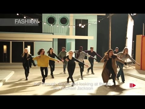 DESIGUAL Making of Spot Christmas 2015 by Fashion Channel