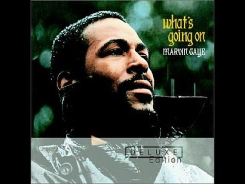 Marvin Gaye - What's Going On (Original Detroit Mix)
