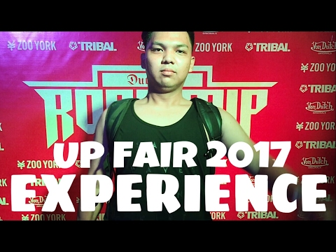 TAKING OVER MANILA (Our First UP Fair Experience)