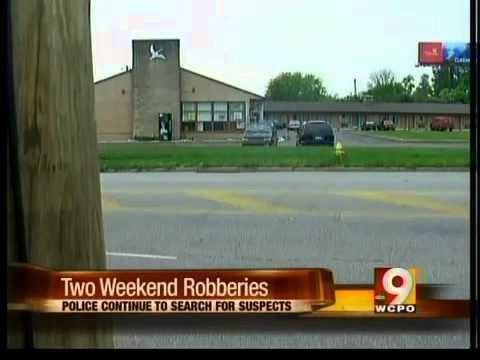 Family dollar, Drake motel robberies