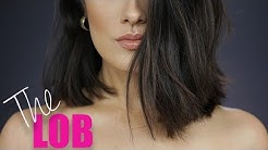"How to Style a Lob | Short ""Edgy"" Hair 