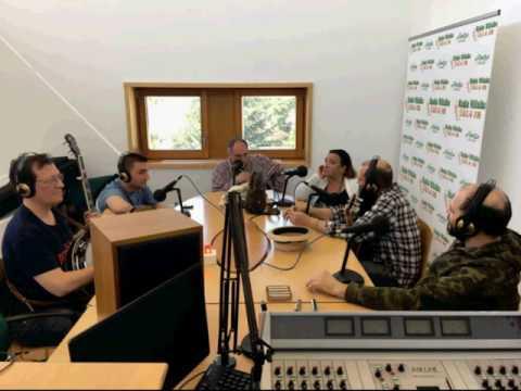 "Americana Music Jam Madrid (AMJM) en ""La Vitrina"" - Radio Villalba, 107.4 FM"