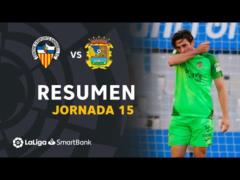 Sabadell CE CF Fuenlabrada Goals And Highlights