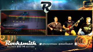 Rocksmith 2014 - All That Remains DLC - Live from Ubisoft Studio SF