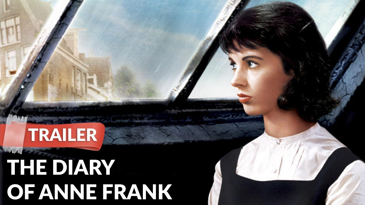 The Diary Of Anne Frank 1959 Trailer | Millie Perkins