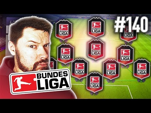 BUNDESLIGA DRAFT! - FIFA 18 Ultimate Team Draft #140