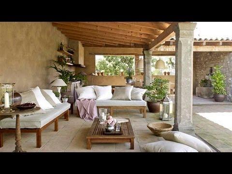 Террасы и веранды на даче