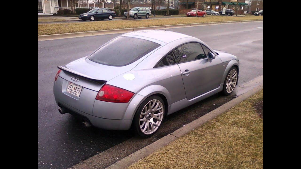 Audi Tt Interior