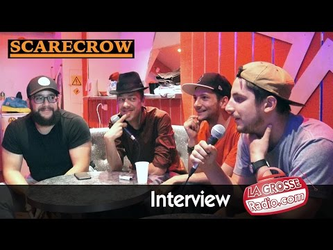Scarecrow - dB Narbonne - 3/06/2016 - interview La Grosse Radio