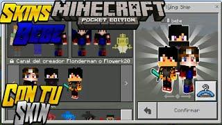 Minecraft Spielen Deutsch Skin Para Minecraft Pe De Luna Bild - Skin para minecraft pe de luna