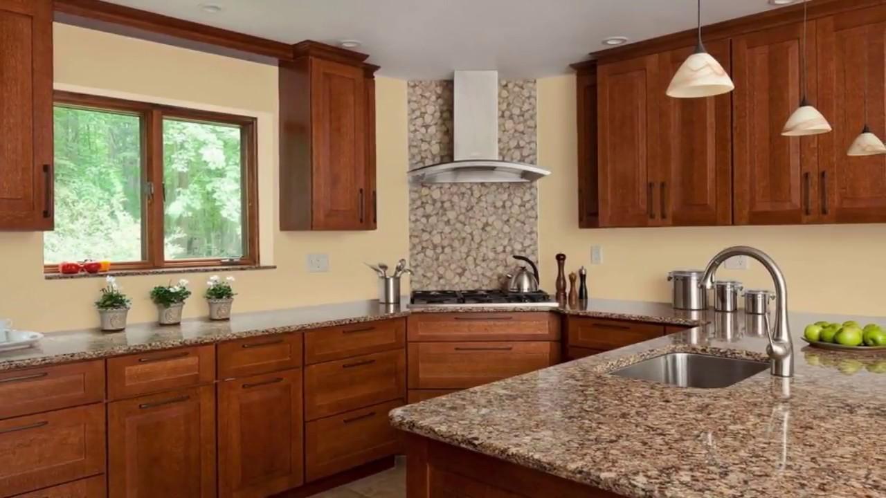 Small Kitchen Interior Design Ideas Indian Apartments Novocom Top