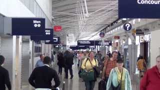 A Tour of Detroit Metropolitan Airport
