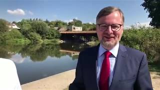 Odborník na bezpečnost Martin Červíček by byl v Senátu ku prospěchu!
