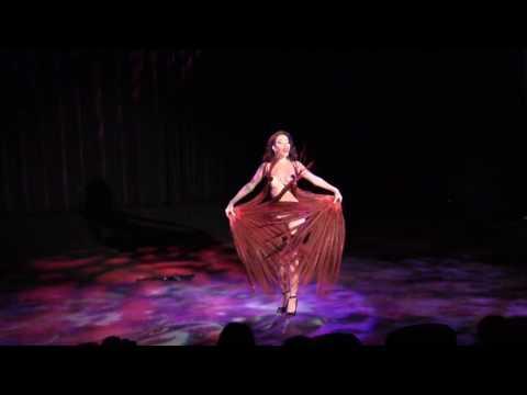 RAQUEL REED 2016 Queen of Burlesque Kansas City