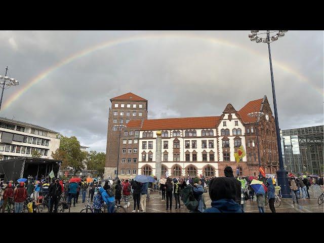 Fridays for Future Globaler Klimastreik in Dortmund (26.09.2020)