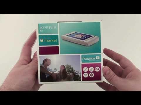 Обзор телефона Sony Ericsson Xperia X8 от Video-shoper.ru