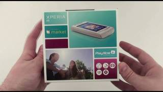 Обзор телефона Sony Ericsson Xperia X8 от Video-shoper.ru(Следите за новыми видеообзорами и подписывайтесь на наш канал. Закажите Sony Ericsson Xperia X8 по телефону +74956486808..., 2011-02-21T23:30:30.000Z)