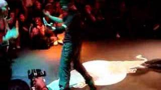 Japan (Shie Chan & Narumi) Vs Spain B-Girl Battle BOTY 2007